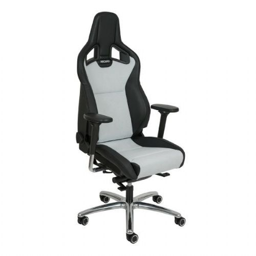 recaro office chair ikea black leather chairs